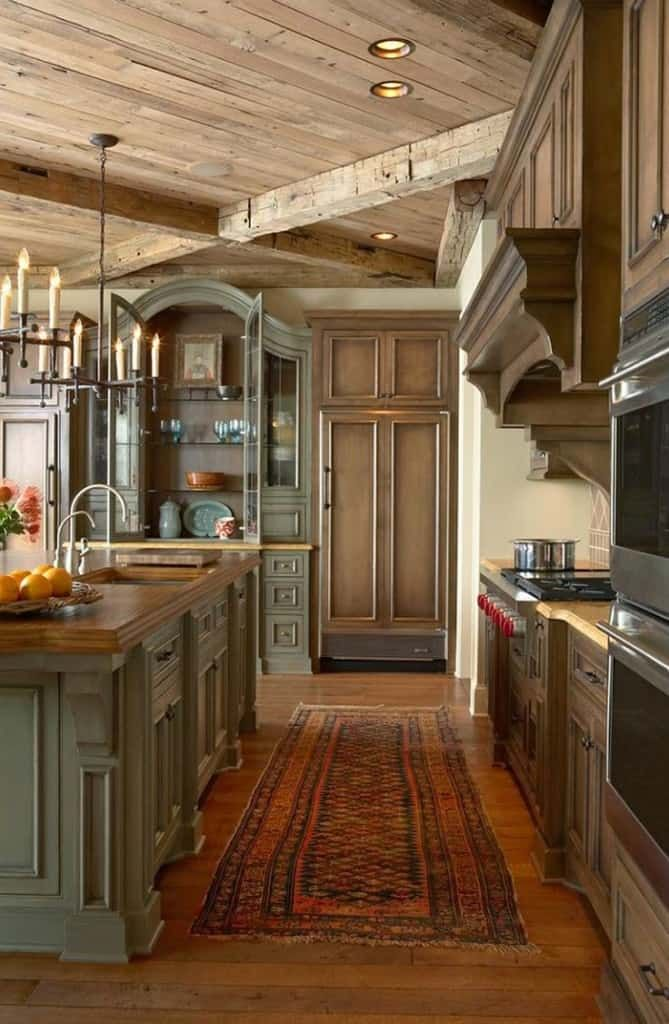 Top 20 Most Beautiful Wooden Kitchen Designs To Pin Right Now #topkitchendesigns