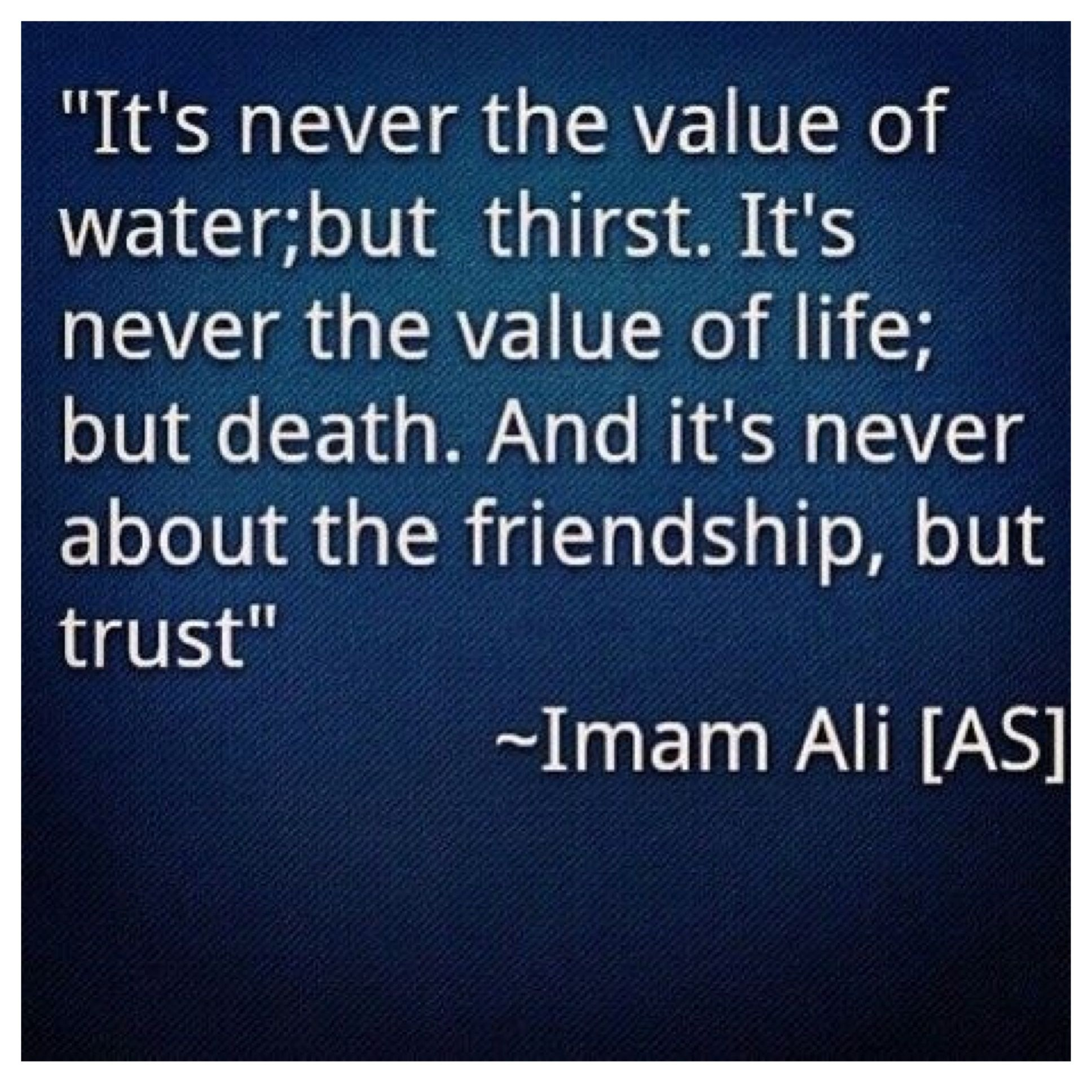 Islamic Quotes About Friendship Imam Ali As  Religious Quotes  Pinterest  Imam Ali Islam And