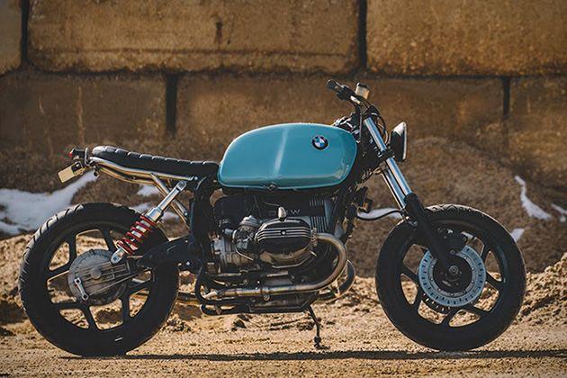 BMW R100 Scrambler By Retro Moto 2