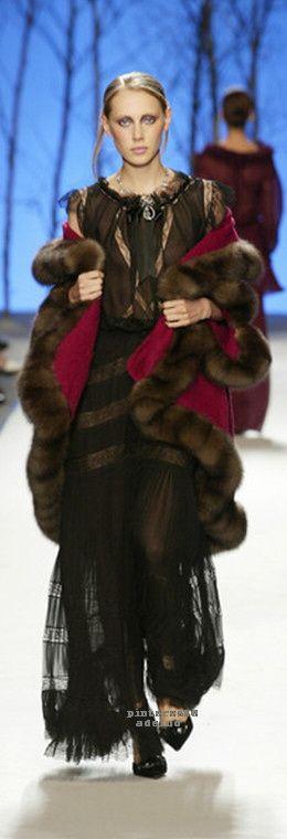 Balmain Fall 2002 Couture