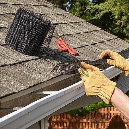 The Best Gutter Guards For Your Home Diy Gutters Gutters Gutter Guard