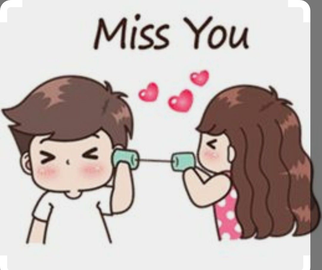 Cute Cartoon Couple Images With Love Quotes ...