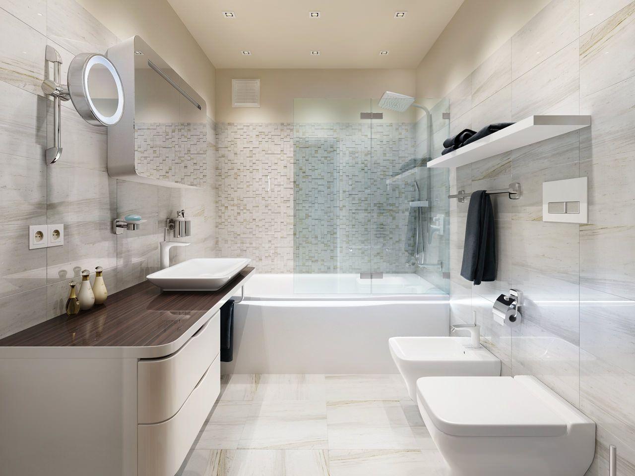 Cuartos De Baño Juveniles | Decoracion De Interiores Modernos Ideas Para Renovar Tu Sala