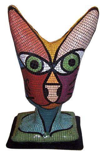 Deborah Halpern mosaic artist | Deborah Halpern