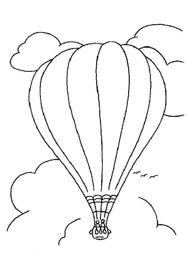 luftballons 12 ausmalbilder für kinder malvorlagen zum