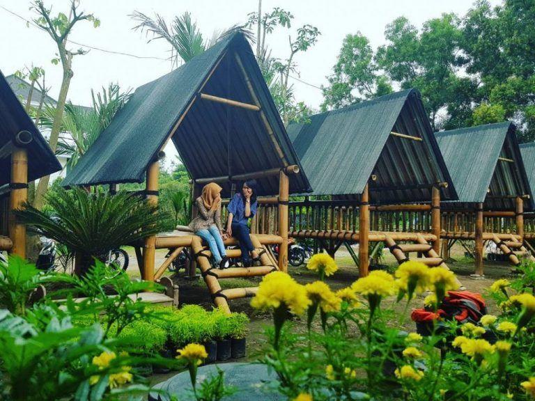 Alamat dan Harga Tiket Masuk Kebun Bibit Kediri, Rest Area