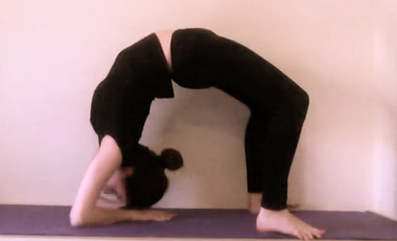 think thin  back flexibility yoga for beginners fitness