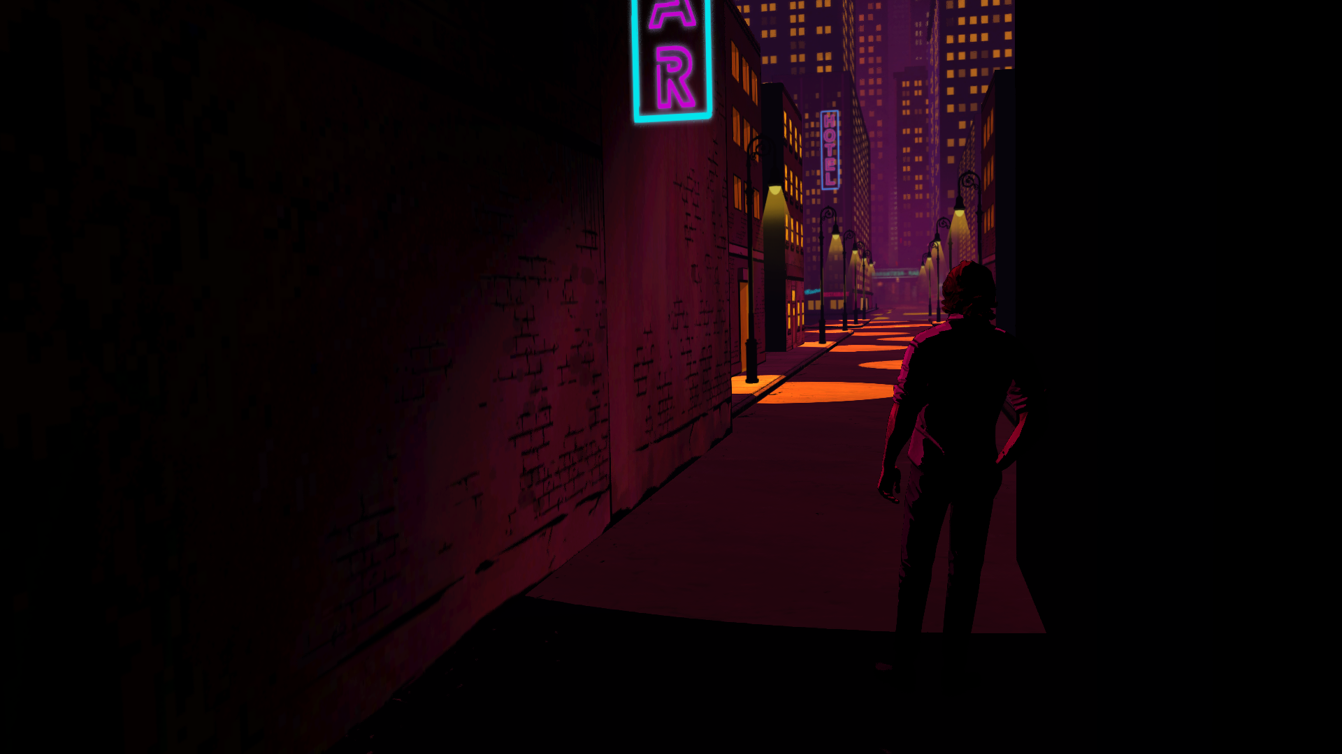 The Wolf Among Us The Wolf Among Us Hd Wallpaper Computer Tower