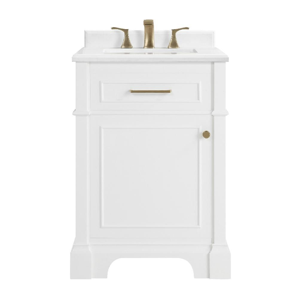 Home Decorators Collection Melpark 24 In W X 20 In D Bath Vanity
