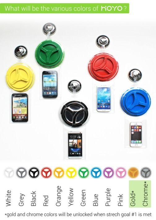 Hoyo tasca impermeabile per utilizzare l'iPhone o il vostro smartphone sotto la doccia