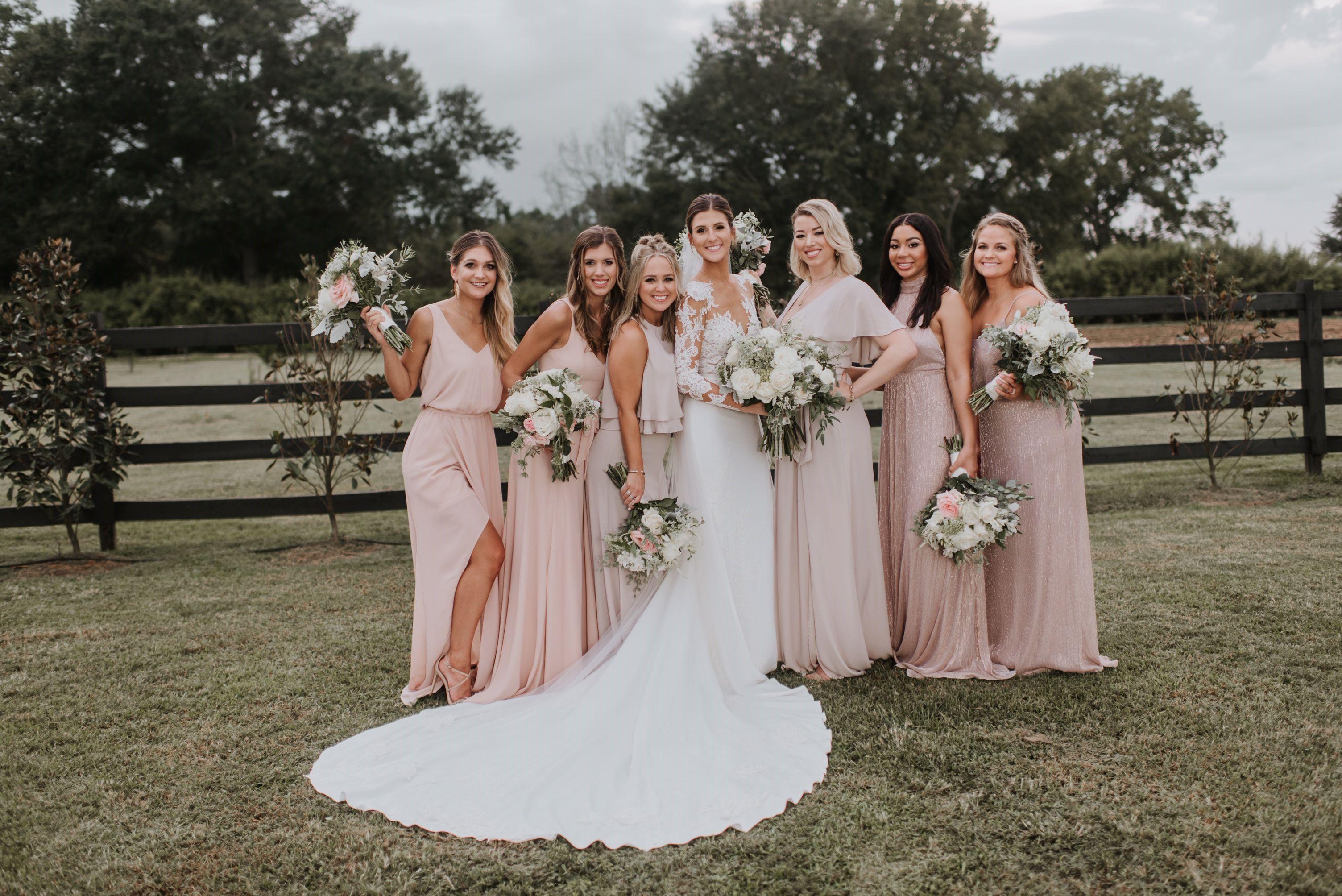 Bridesmaid dress color- show me your mumu 1