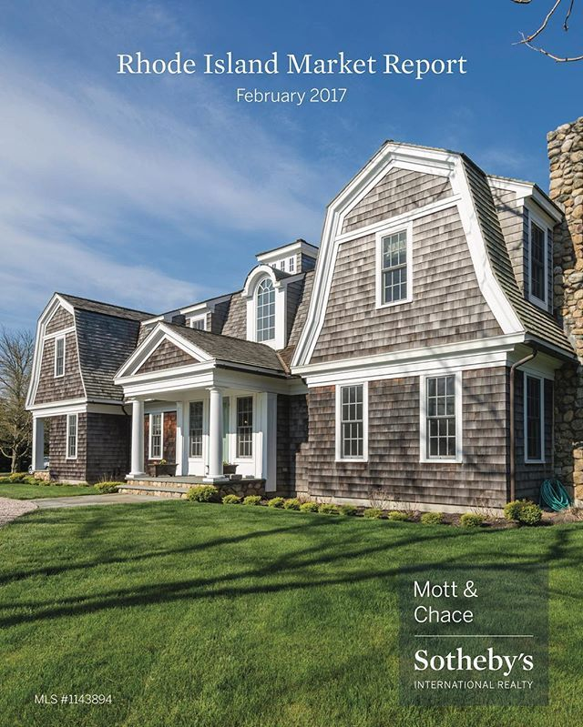 Just released! The February 2017 Rhode Island Market Report