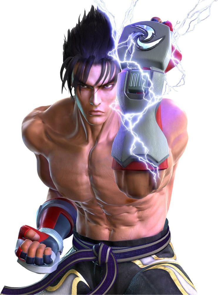 Jin Kazama Jin Kazama Tekken 3 Martial Arts Games