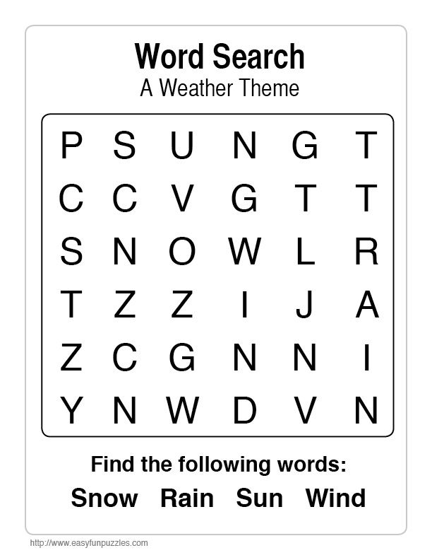 27 Free Valentine's Day Word Search Puzzles