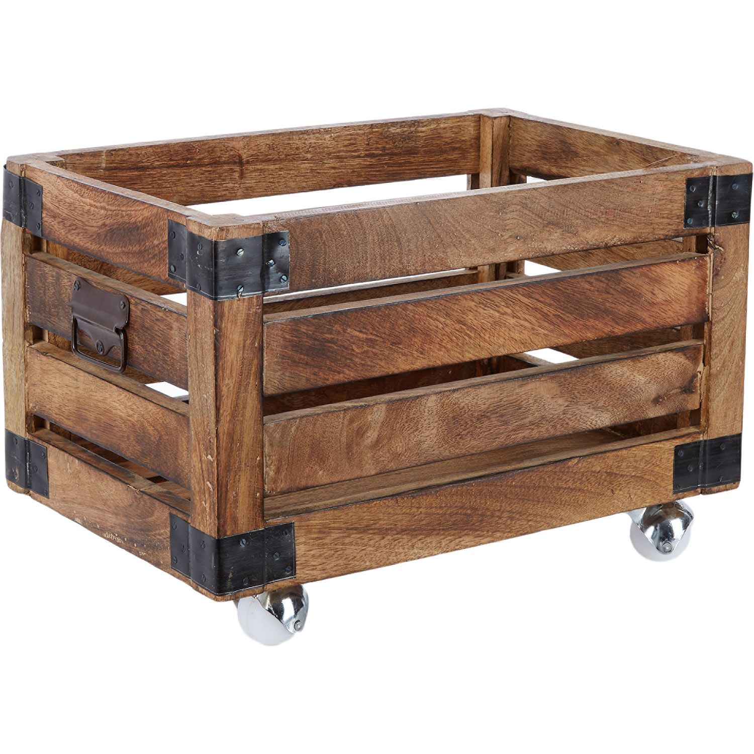Large Wooden Storage Crate Tk Maxx Set Props Ideas Our