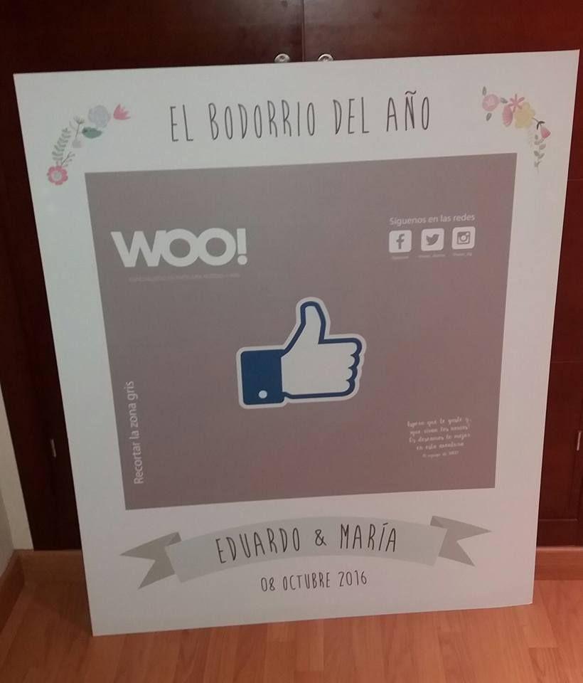 marco polaroid para photocall para un evento o boda info lawebdewoo