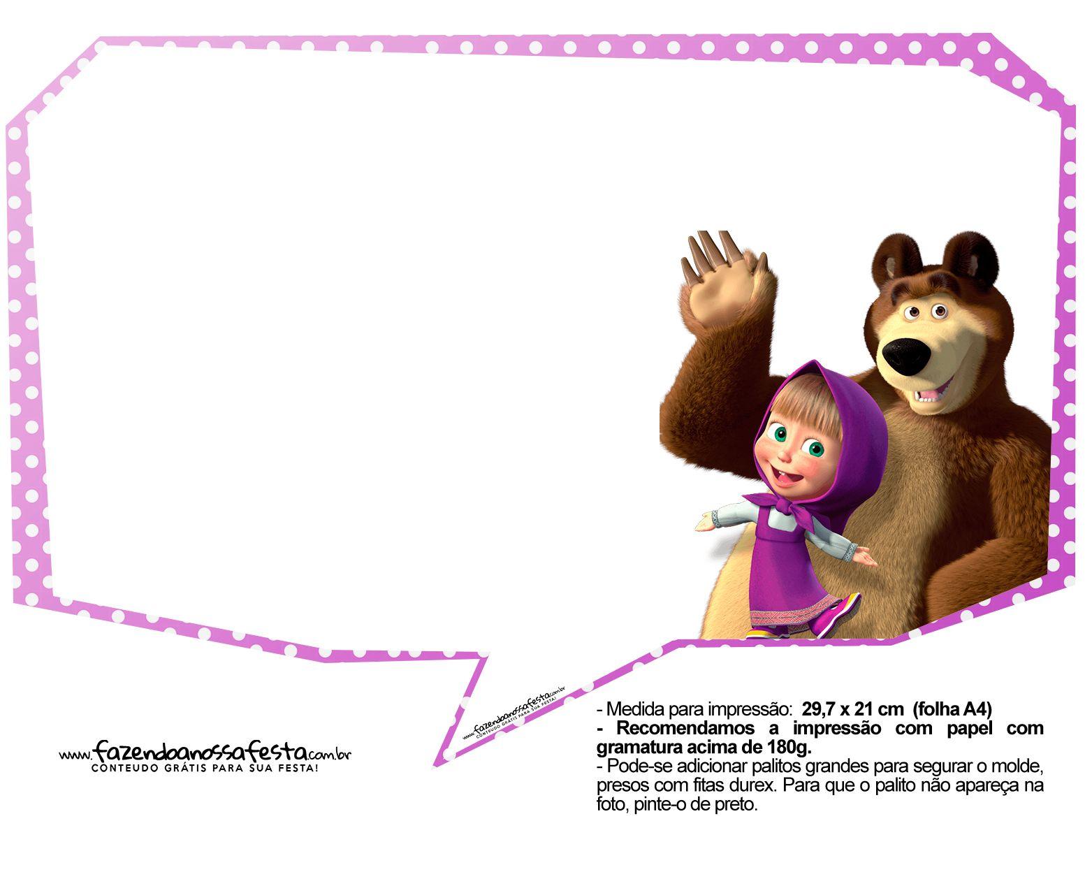 http://fazendoanossafesta.com.br/2016/06/plaquinhas-divertidas-masha-e-o-urso.html/