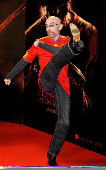 Jackie Earle Haley Attends A Nightmare On Elm Street Premiere In