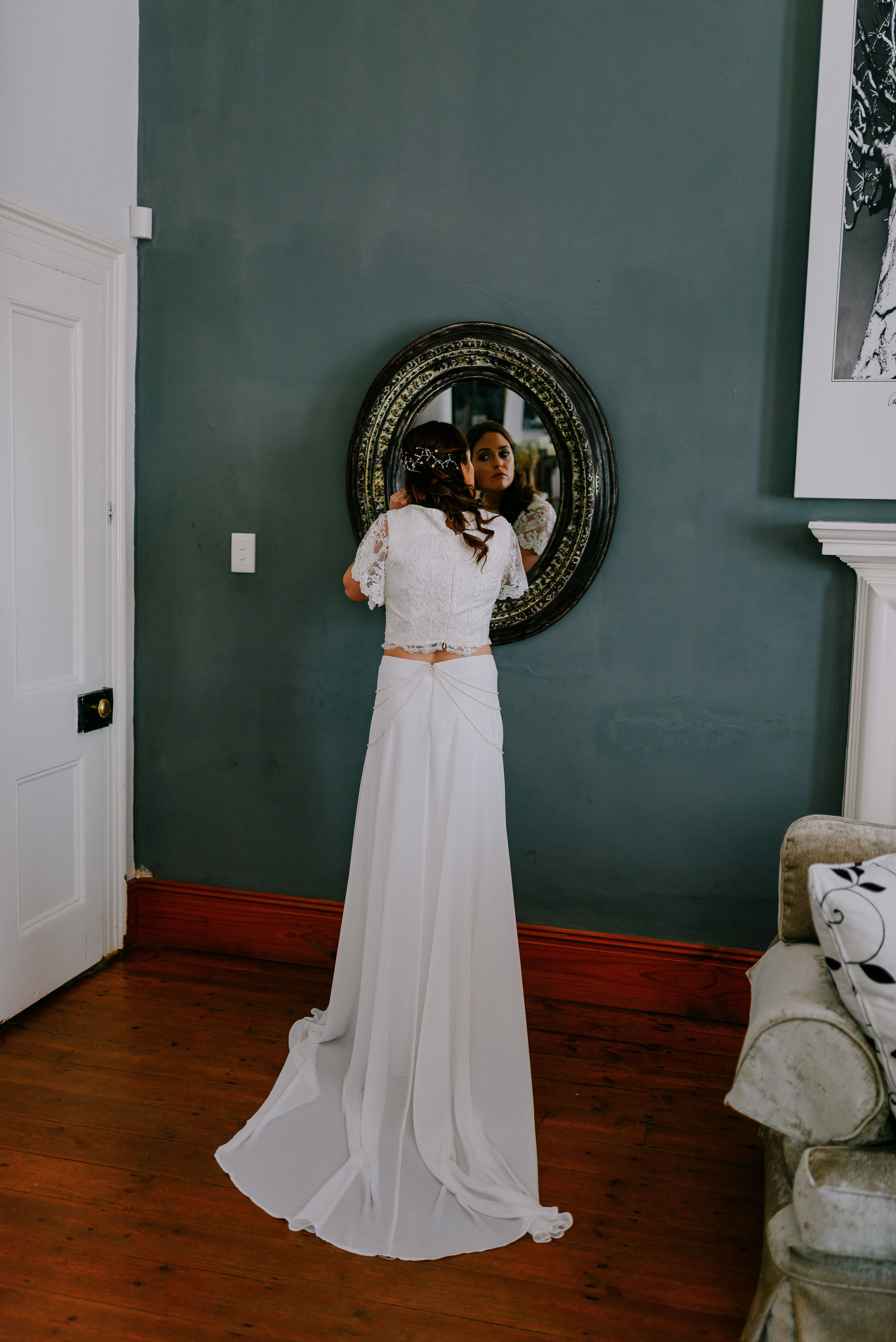 Boho hippie wedding dress  bohemian wedding dress boho wedding dress  One day  Pinterest