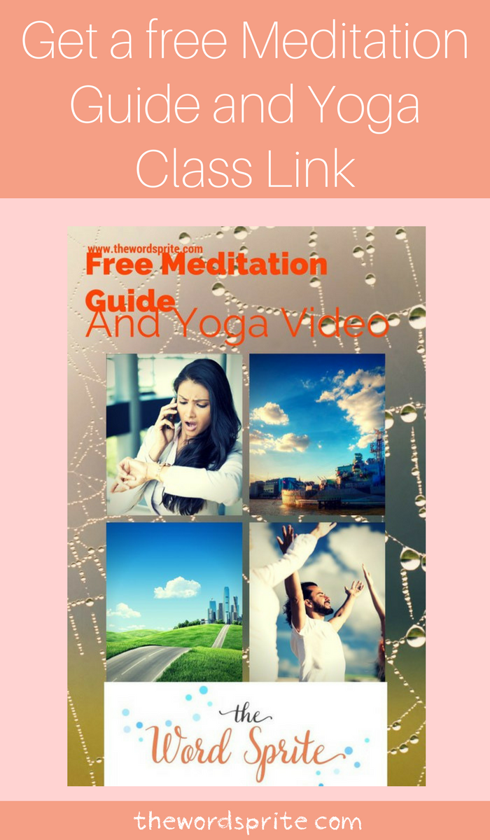 Free Free Meditation Guided Meditation Words