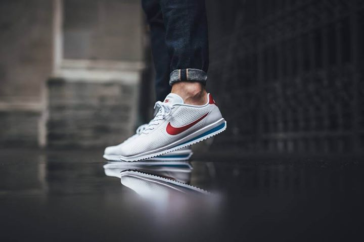 Another amazing shot of the Nike Cortez Ultra Moire Forrest Gump