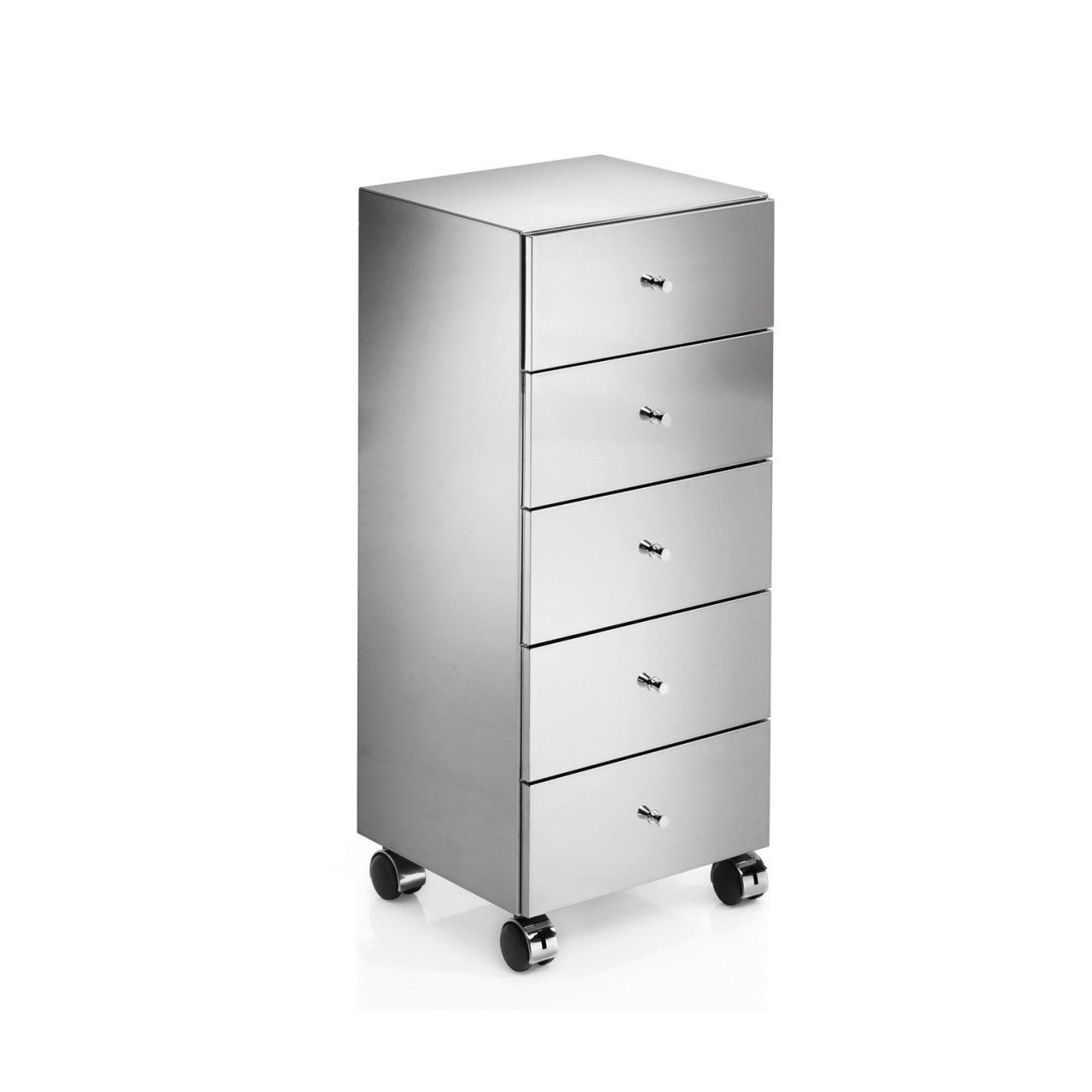 Runner 5430 Vertical 5-Drawer Unit on Wheels | High-End Movable ...