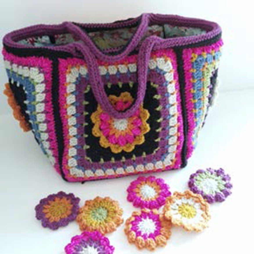 Stylecraft Frida\'s Flowers Bag Colour Pack | Deramores | Crochet ...