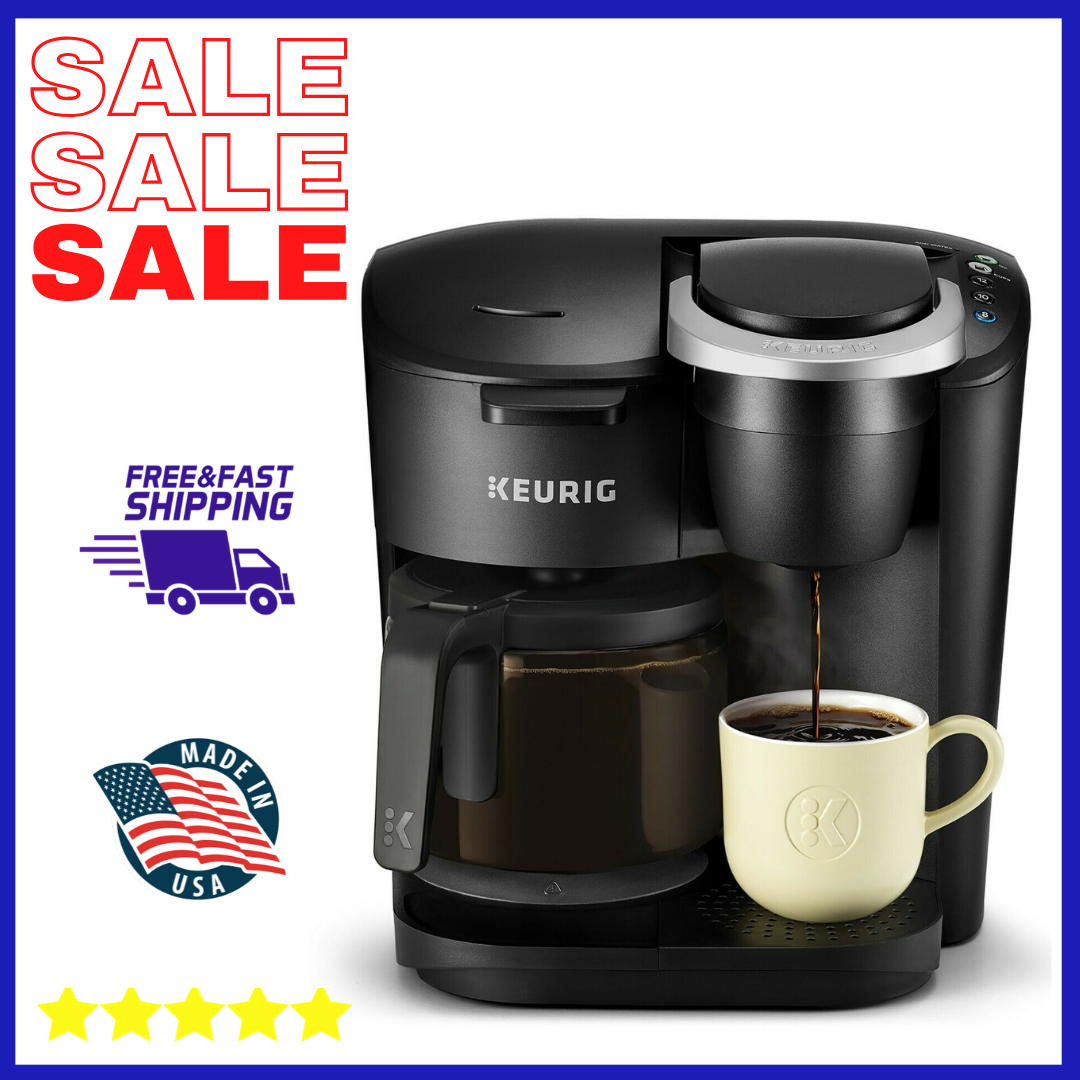 Details about Keurig KDuo Coffee maker with Single Serve