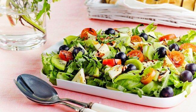 Juhlava juustosalaatti - K-ruoka