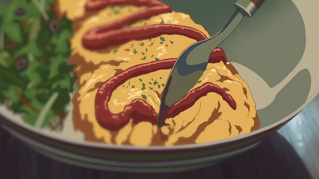 君の名はの新海誠が手掛けた料理シーンまとめ ジブリ 食べ物 食べ物 美的食品