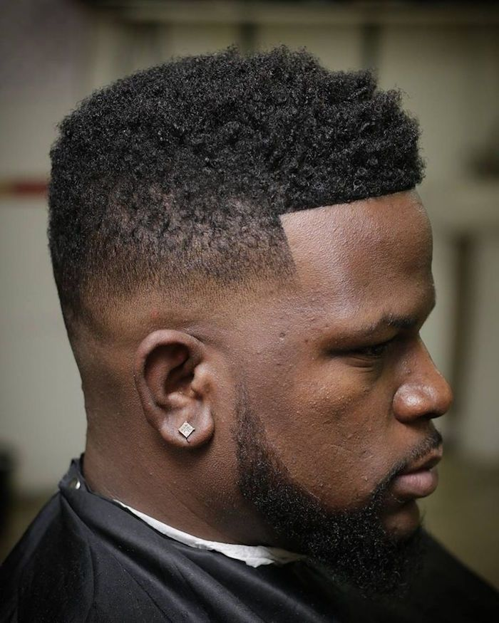 29++ Coiffure afro court homme inspiration