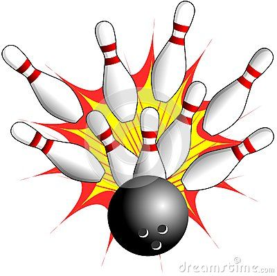 download bowling strike royalty free stock photography for free or rh pinterest com Bumper Cars Clip Art Theme Park Clip Art