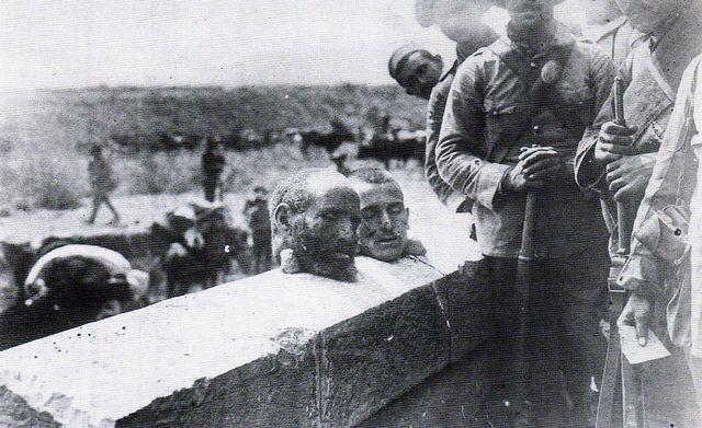 La guerra del Rif. Legionarios cortando cabezas en Marruecos y guerra química del ejército español. [HistoriaC] E676a17291b0ff1e557207bec537bed9