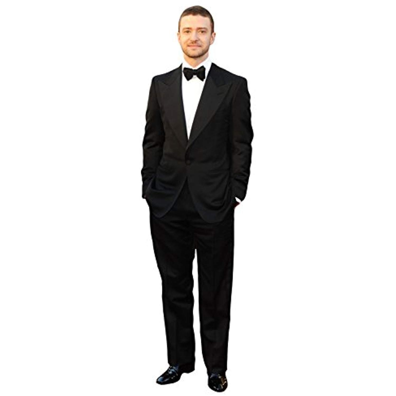 Hollywoodprop Justin Timberlake 6-1 Lifesize Cardboard Standup Standee Cutout Poster Figure