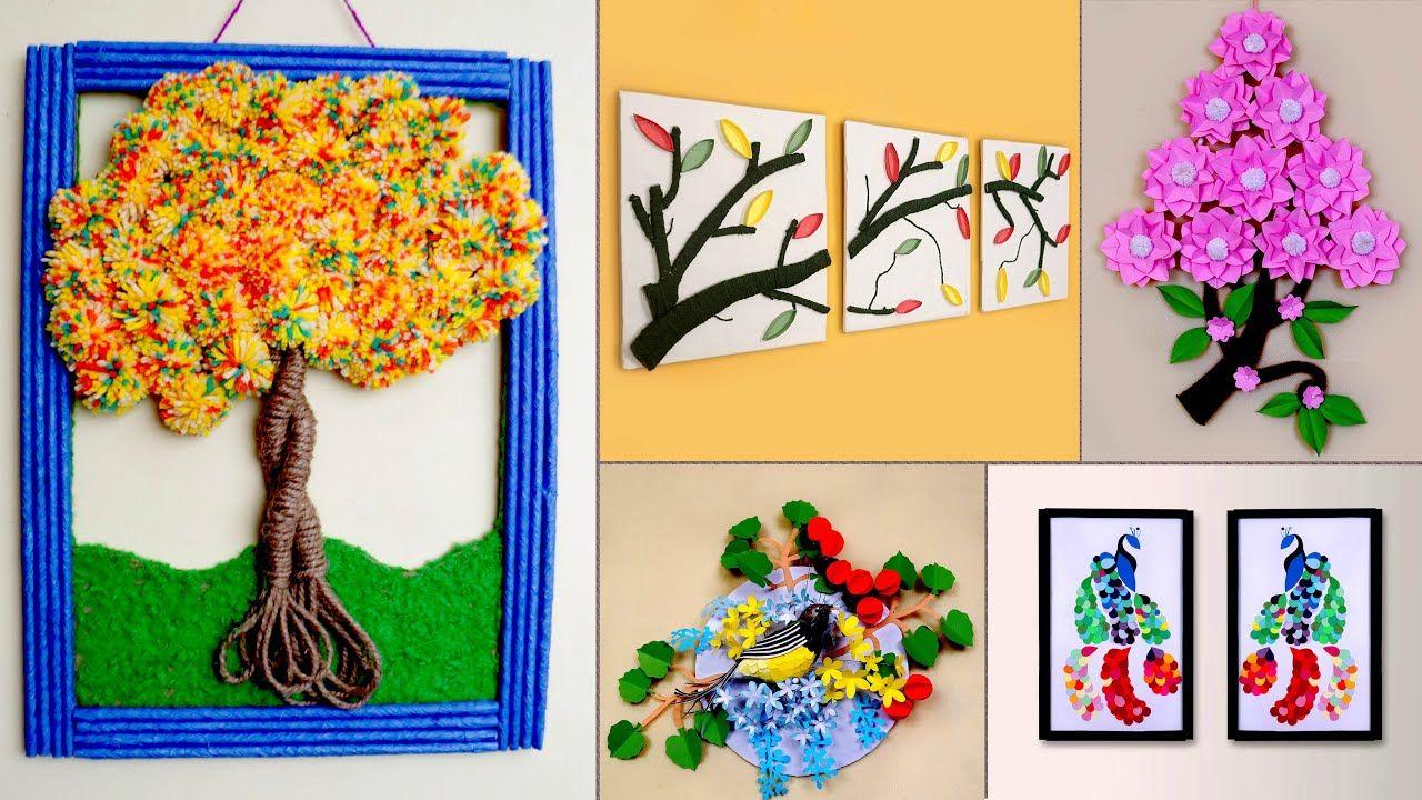 8 Beautiful Home Decor Wall Hanging Idea Handmade Things