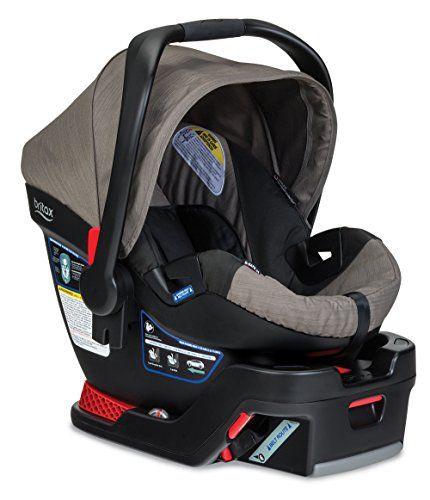 Britax B Safe 35 Infant Slate Strie Car Seat Britax Usa Https