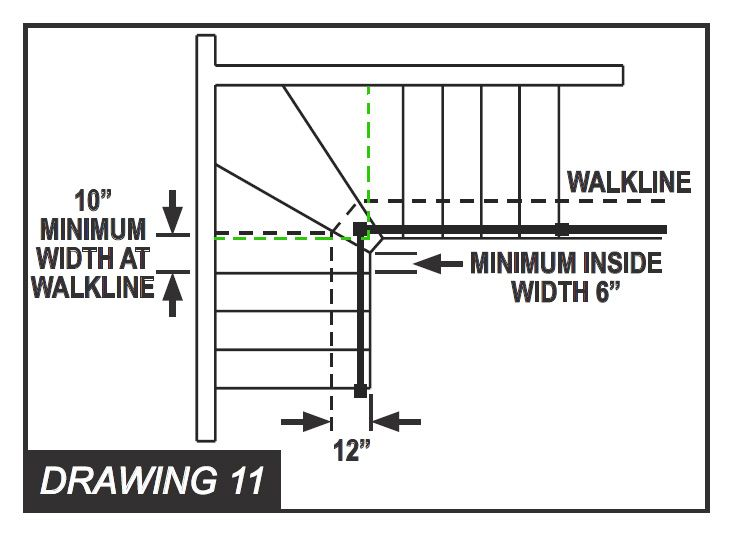 For FramingPro: How To Figure Out Winder Stairs - Page 2 ...