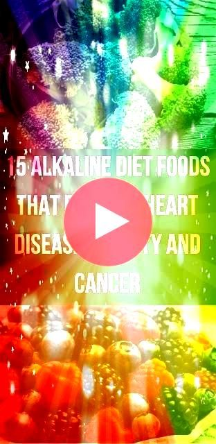 Foods that Prevent Heart Disease Obesity and Cancer15 Alkaline Diet Foods that Prevent Heart Disease Obesity and Cancer SUPER HIGH ALKALINE FOOD SOURCES The Simplest Alka...