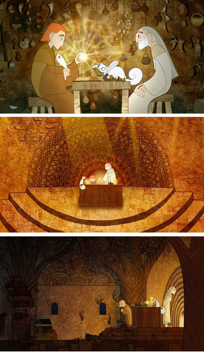 """The secret of Kells"" 