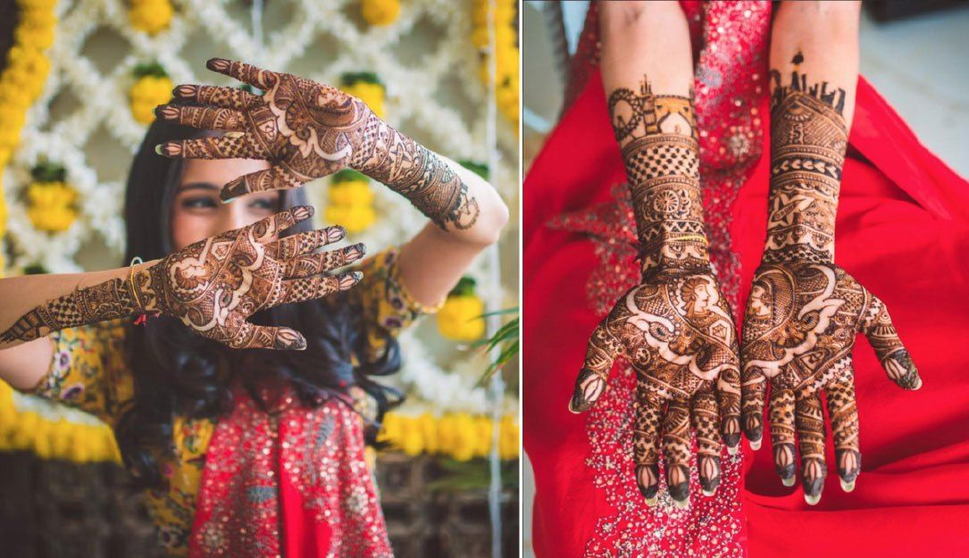 Bridal Mehndi In Jalandhar : Love story henna the trending new bridal mehndi design idea youll