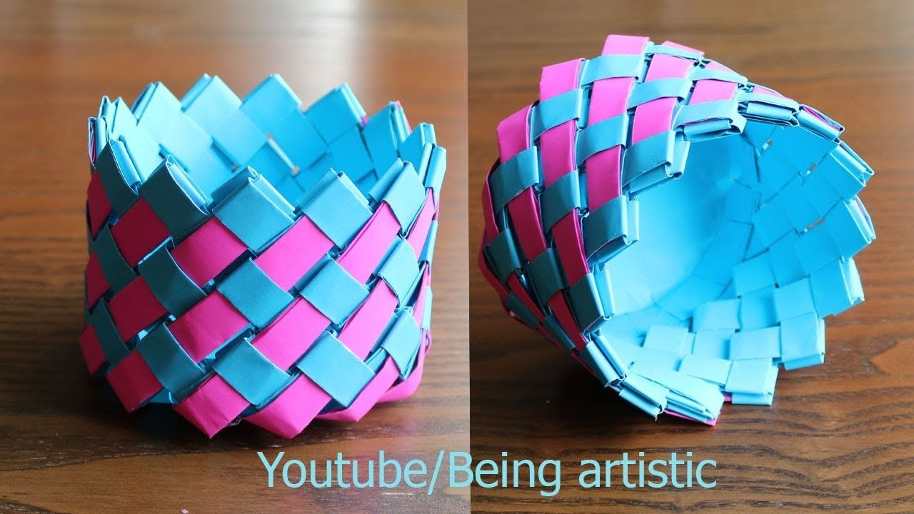 13++ Crafts to make at home with paper information