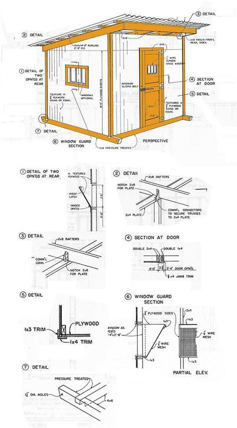 10x12 Shed Plans Shed Plans Storage Shed Plans Shed Blueprints