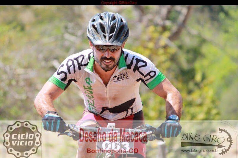 Brasil campeonato de ciclismo Paulo Guilherme