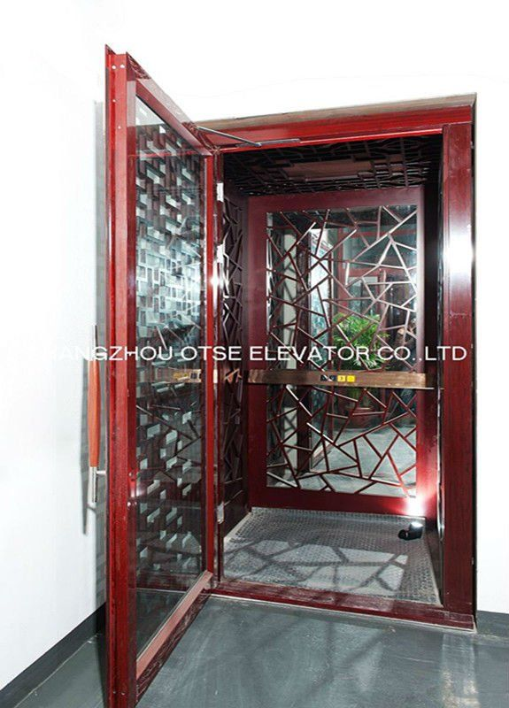 Otse small mini elevator for homes single elevator for 1 for Beach house elevator cost