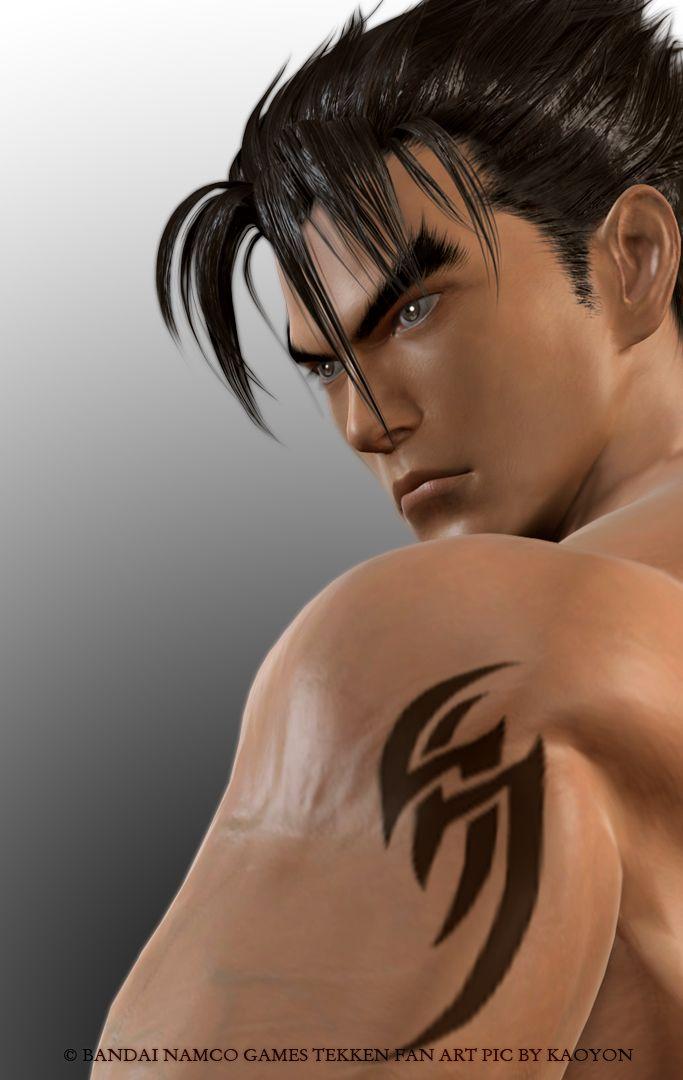 Tekken By Kaoyon Jin Kazama Tekken 7 Street Fighter Tekken
