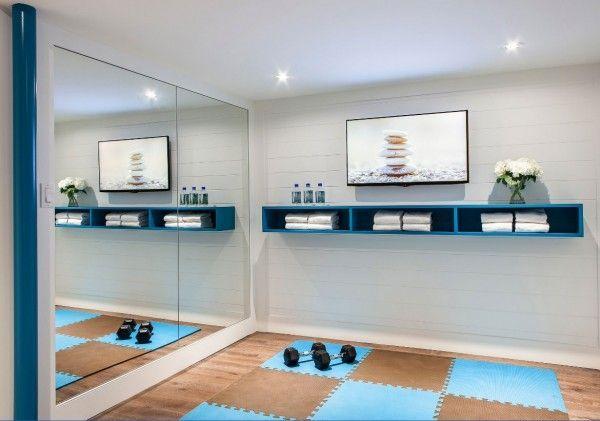 47 Extraordinary Home Gym Design Ideas images