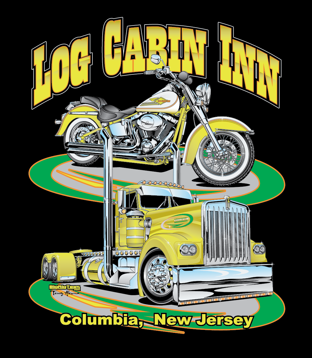 Trucker Quotes Hillwick Truckinglog Cabin Inn  Terry Akuna's Trucking Industry