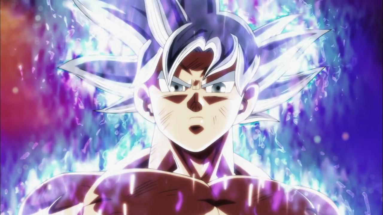 Dragon Ball Super Goku Ultra Instinct Goku Anime