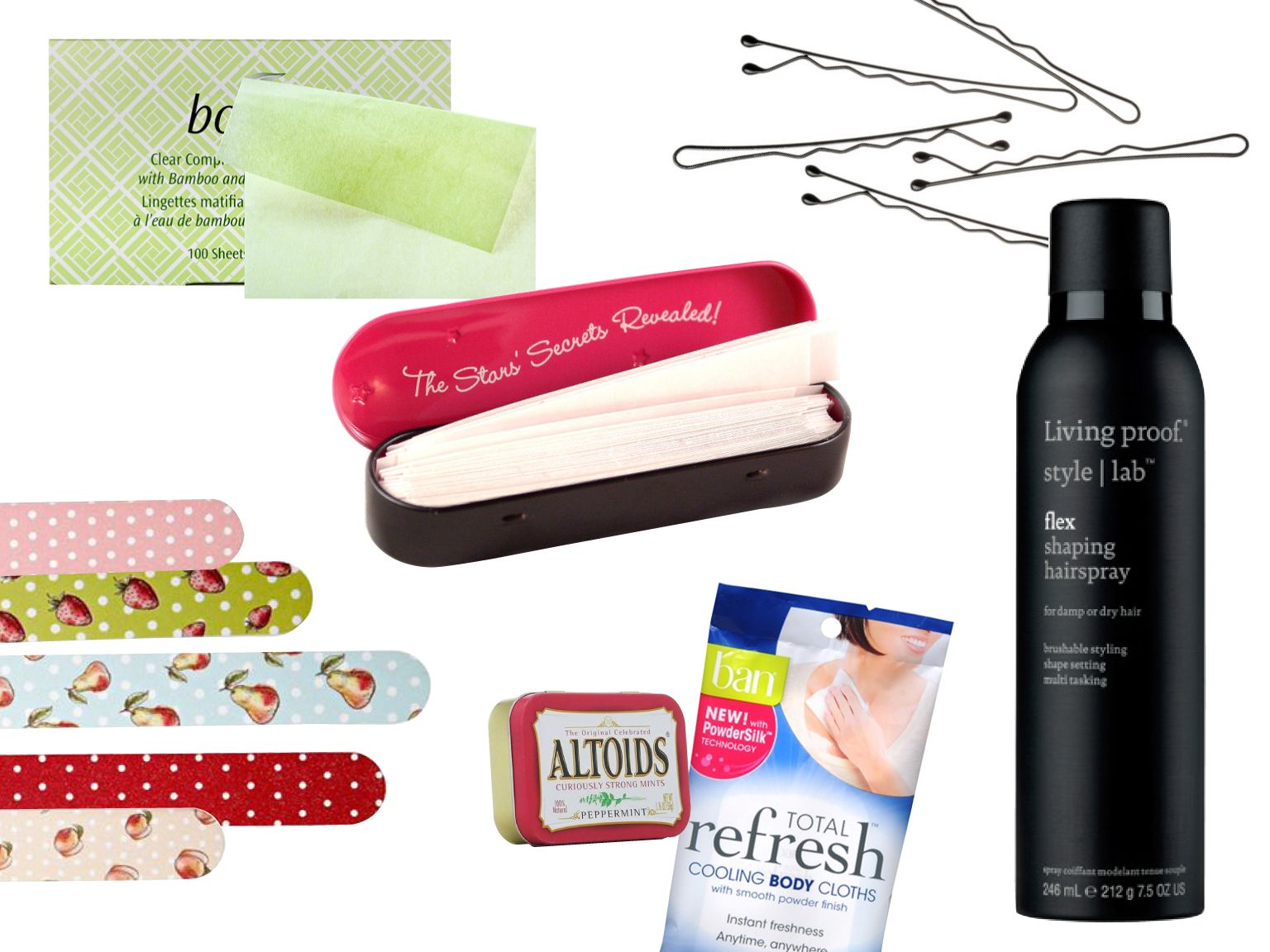 7 Must-Haves for Your Day-Of Beauty Bag | TheKnot.com