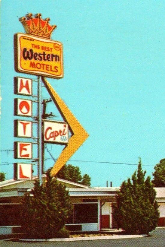 Capri Best Western In Benton Arkansas